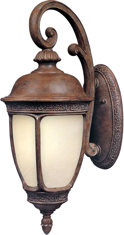 "Maxim 55464 19.5"" Tall LED Outdoor Wall Sconce from the Knob Hill"