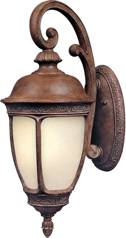 "Maxim 55466 33"" Tall LED Outdoor Wall Sconce from the Knob Hill"