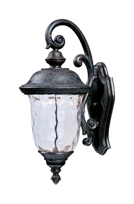 """Maxim 55496 20"""" Tall LED Outdoor Wall Sconce from the Carriage House"""