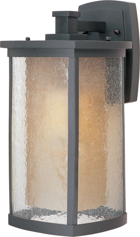 """Maxim 55654 16"""" Tall LED Outdoor Wall Sconce from the Bungalow"""