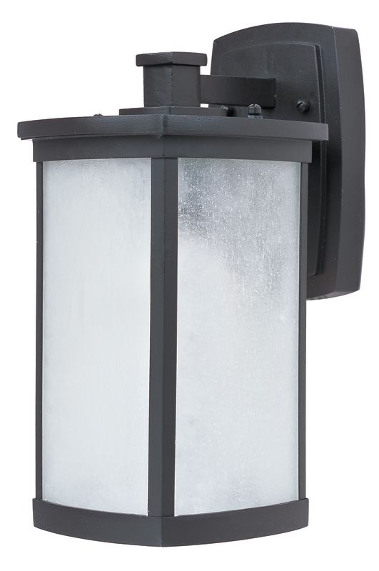 """Maxim 55753 13.75"""" Tall LED Outdoor Wall Sconce from the Terrace"""
