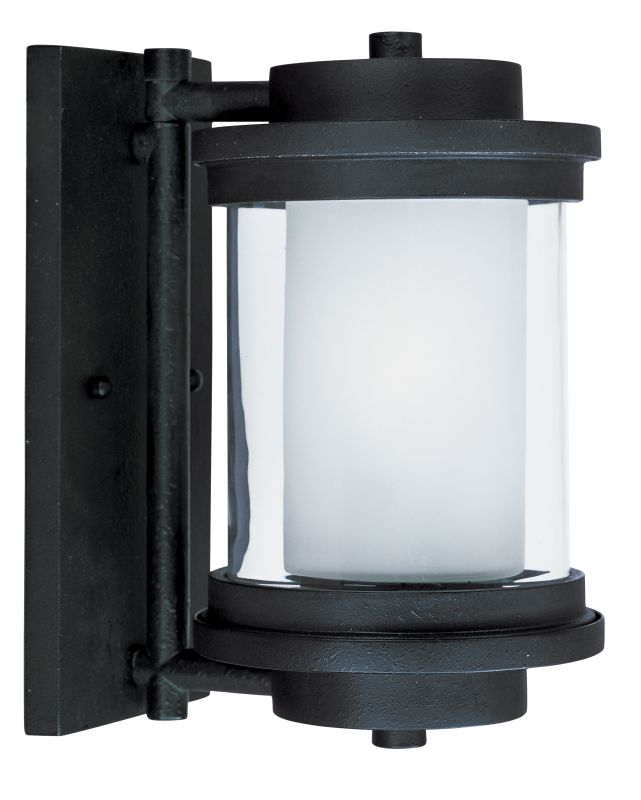 """Maxim 55862 10.25"""" Tall LED Outdoor Wall Sconce from the Lighthouse"""