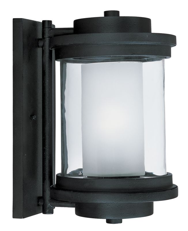 "Maxim 55864 13"" Tall LED Outdoor Wall Sconce from the Lighthouse"