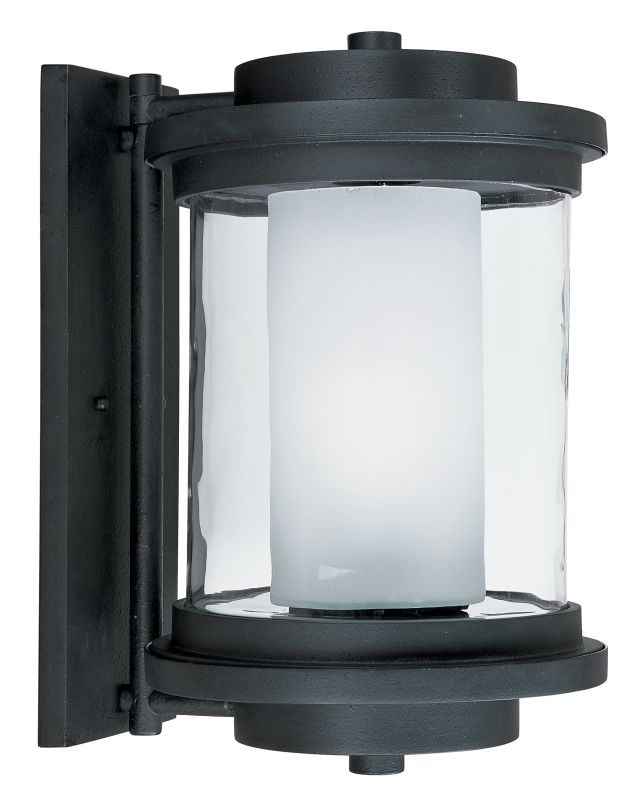 """Maxim 55866 15.5"""" Tall LED Outdoor Wall Sconce from the Lighthouse"""