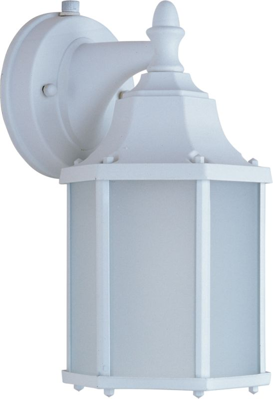 "Maxim 56926 10"" Tall LED Outdoor Wall Sconce from the Side Door"