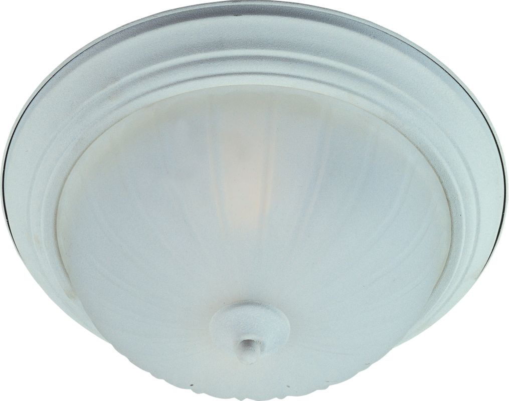"""Maxim 5831 2 Light 13.5"""" Wide Flush Mount Ceiling Fixture from the"""