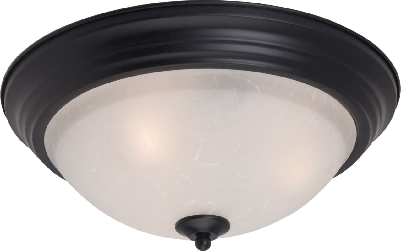 Maxim 5841 2 Light 13.5&quote Wide Flush Mount Ceiling Fixture from the