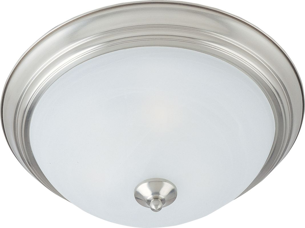 "Maxim 5842 3 Light 15.5"" Wide Flush Mount Ceiling Fixture from the"