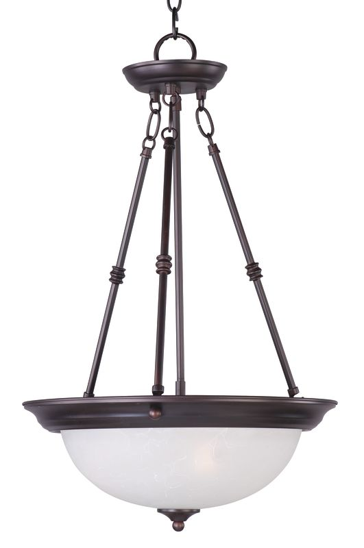 "Maxim 5845 3 Light 15"" Wide Pendant from the Essentials - 584x"