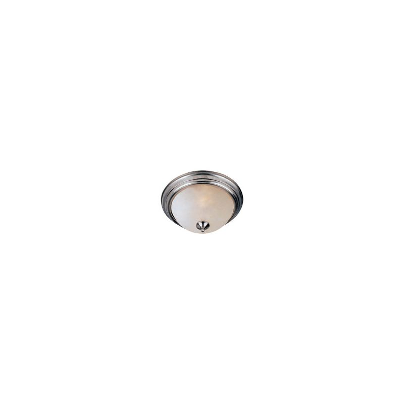 "Maxim 5849 2 Light 11.5"" Wide Flush Mount Ceiling Fixture from the"