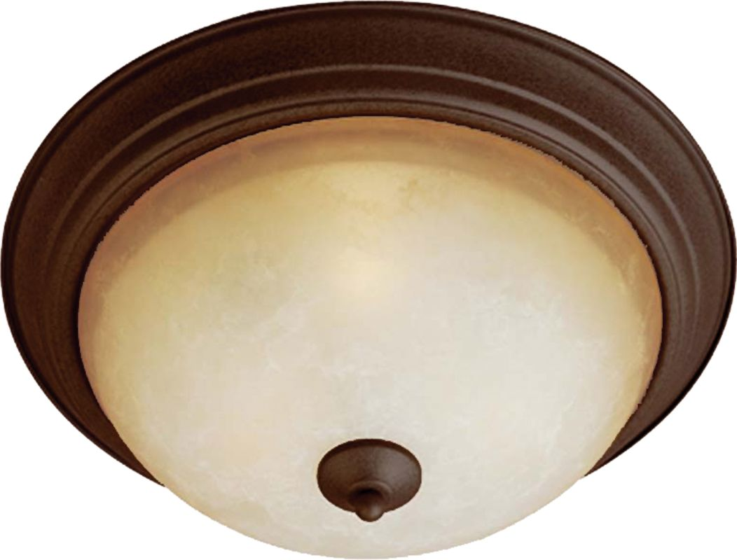 Maxim 5855 2 Light 13.5&quote Wide Flush Mount Ceiling Fixture from the