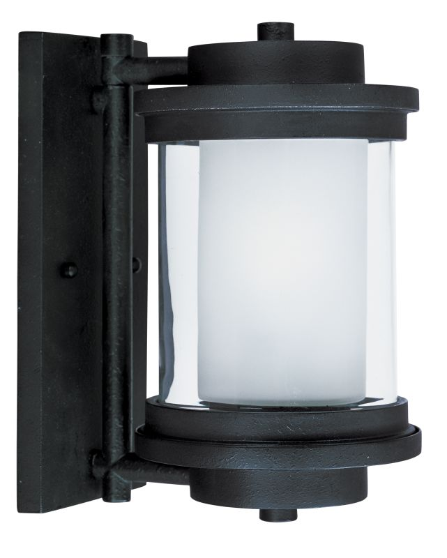 """Maxim 5862 1 Light 10.25"""" Tall Outdoor Wall Sconce from the Lighthouse"""