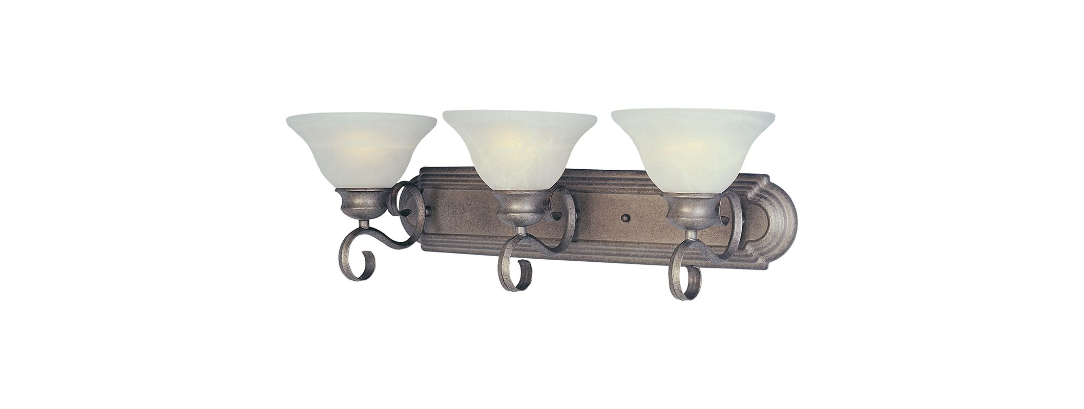 """Maxim 8023-LQ 3 Light 26.75"""" Wide Bathroom Fixture from the Pacific"""