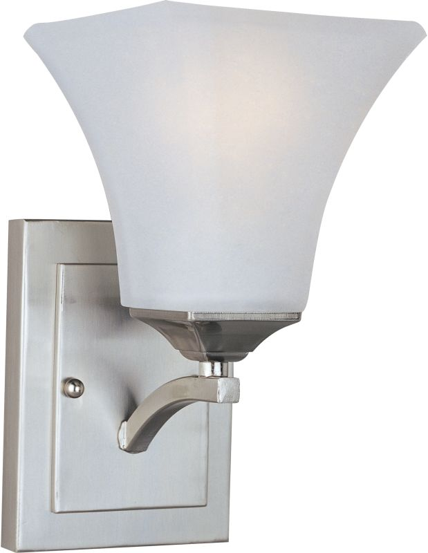 "Maxim 83098 1 Light 10"" Tall Energy Star Wall Sconce from the Aurora"