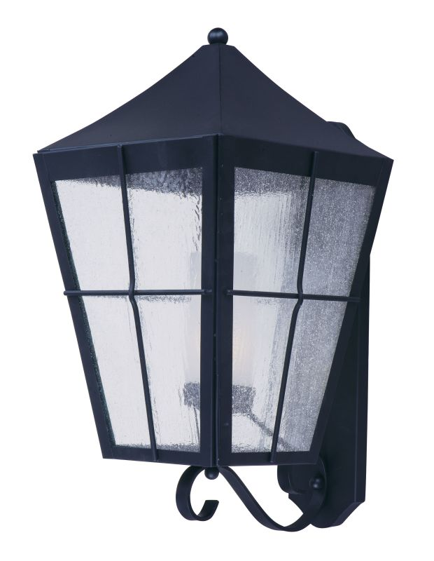 "Maxim 85331 1 Light 17.5"" Tall Outdoor Wall Sconce from the Revere"
