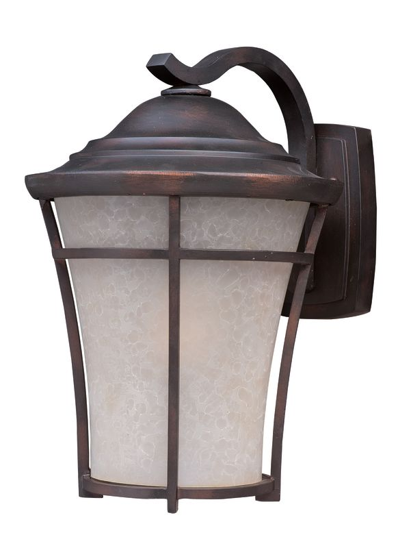 """Maxim 85504 1 Light 14.5"""" Tall Outdoor Wall Sconce from the Balboa DC"""