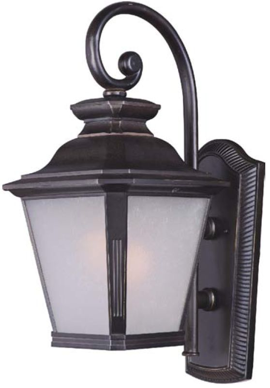 "Maxim 85627 1 Light 23.75"" Tall Outdoor Wall Sconce from the Knoxville"