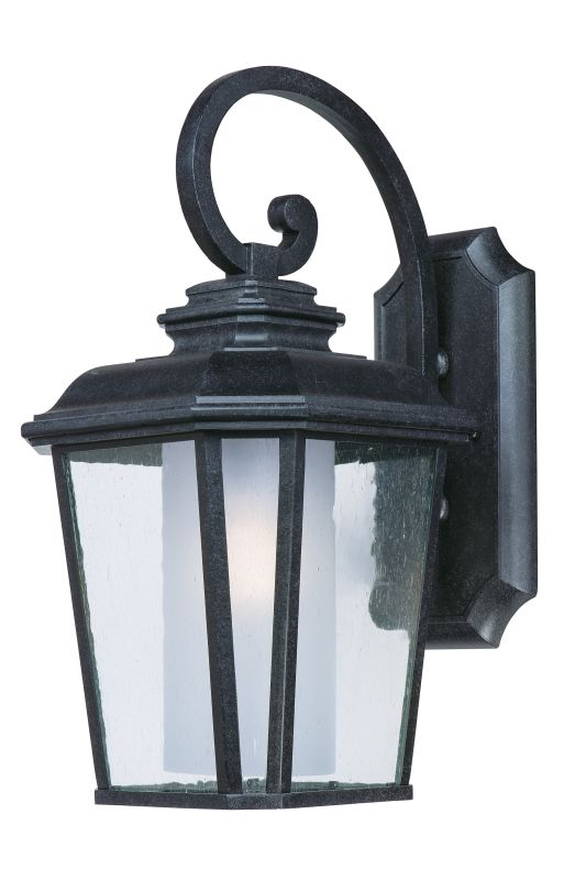 "Maxim 85664 1 Light 16.75"" Tall Outdoor Wall Sconce from the Radcliffe"