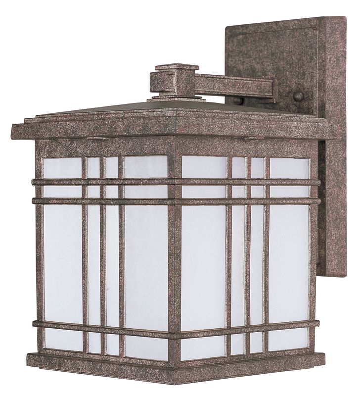 "Maxim 85693 1 Light 11.5"" Tall Outdoor Wall Sconce from the Sienna EE"