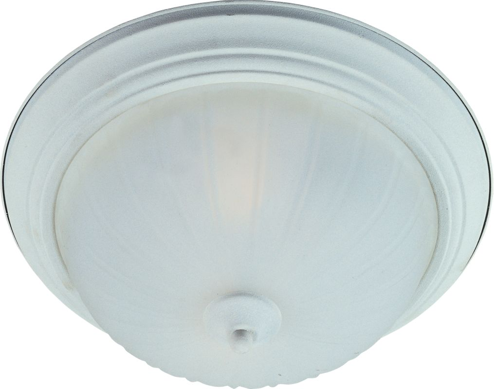 "Maxim 85832 3 Light 15.5"" Wide Energy Star Flush Mount Ceiling Fixture"