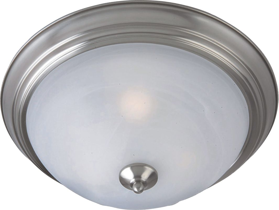 "Maxim 85842 3 Light 15.5"" Wide Flush Mount Ceiling Fixture from the"