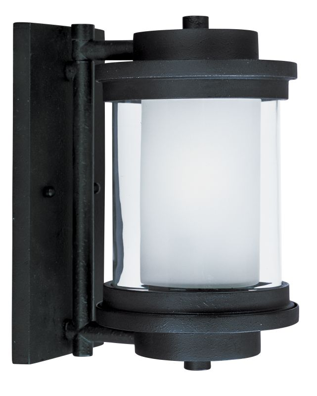 """Maxim 85862 1 Light 10.25"""" Tall Outdoor Wall Sconce from the"""
