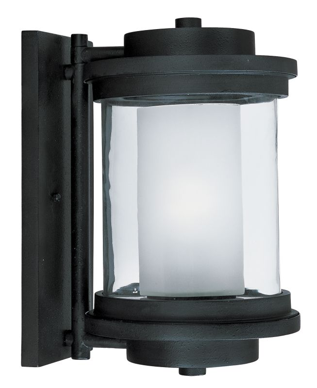 """Maxim 85864 1 Light 13"""" Tall Outdoor Wall Sconce from the Lighthouse"""