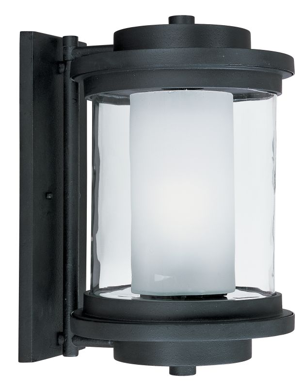 "Maxim 85866 1 Light 15.5"" Tall Outdoor Wall Sconce from the Lighthouse"