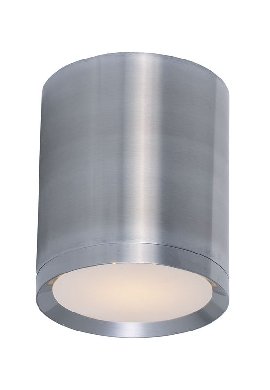 Maxim 86104 Lightray LED 1 Light Flush Mount Outdoor Ceiling Fixture