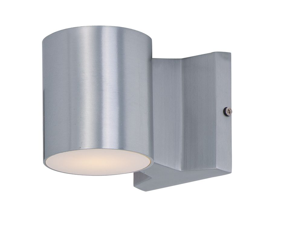 "Maxim 86106 4"" Tall LED Outdoor Wall Sconce from the Lightray"