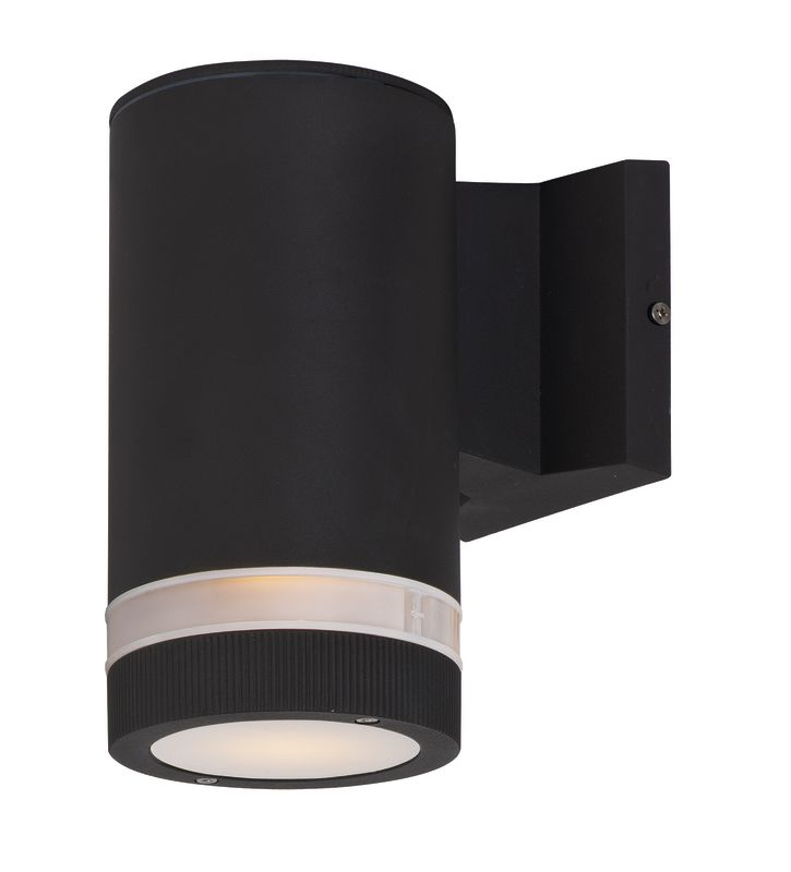 "Maxim 86110 8"" Tall LED Outdoor Wall Sconce from the Lightray"