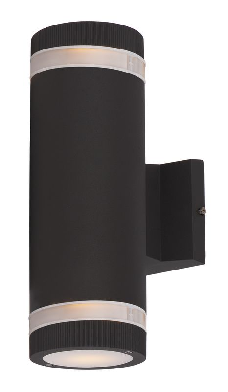 "Maxim 86112 12"" Tall LED Outdoor Wall Sconce from the Lightray"