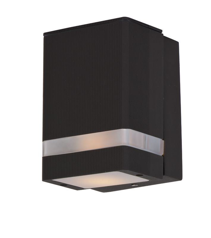 "Maxim 86128 6.25"" Tall LED Outdoor Wall Sconce from the Lightray"