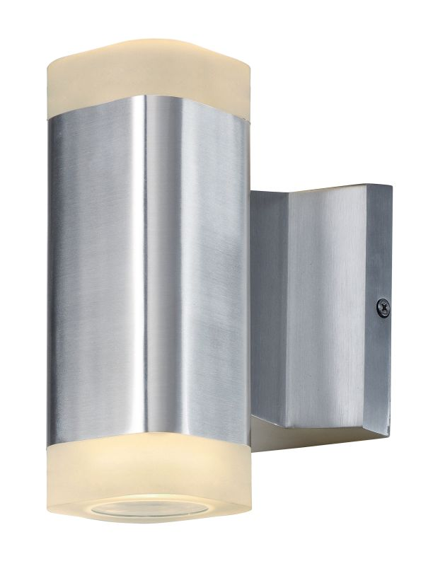 "Maxim 86132 Lightray LED 2 Light 6.75"" Tall LED Outdoor Wall Sconce"