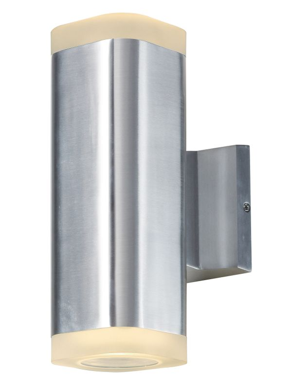 "Maxim 86135 Lightray LED 2 Light 10.25"" Tall LED Outdoor Wall Sconce"