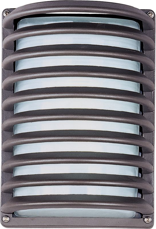 "Maxim 86222 1 Light 12"" Tall Outdoor Wall Sconce from the Zenith EE"