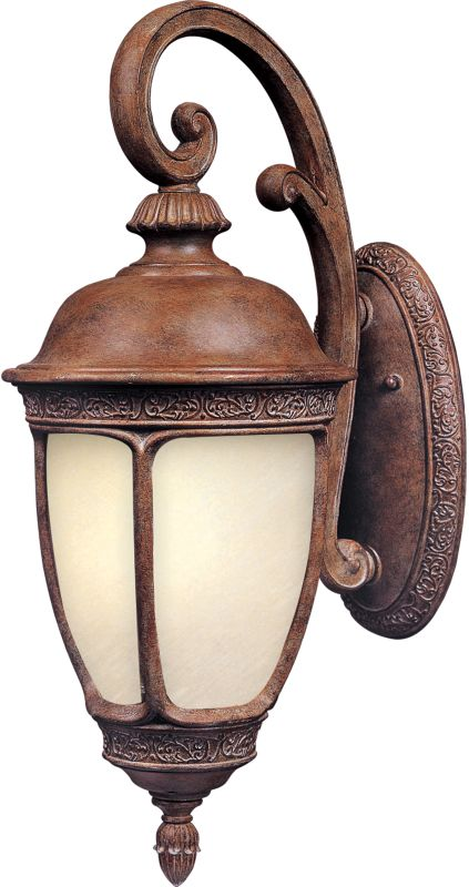 "Maxim 86465 1 Light 24.5"" Tall Outdoor Wall Sconce from the Knob Hill"