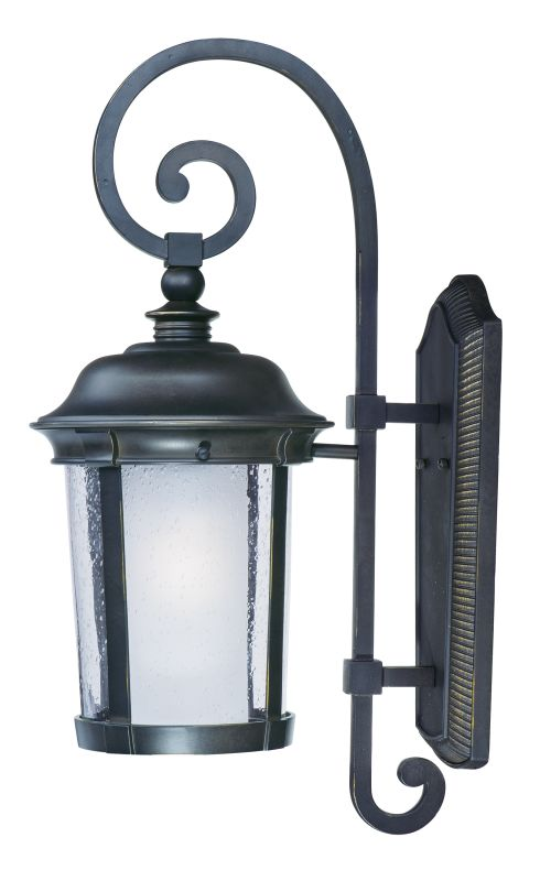 "Maxim 86594 1 Light 24.5"" Tall Outdoor Wall Sconce from the Dover EE"