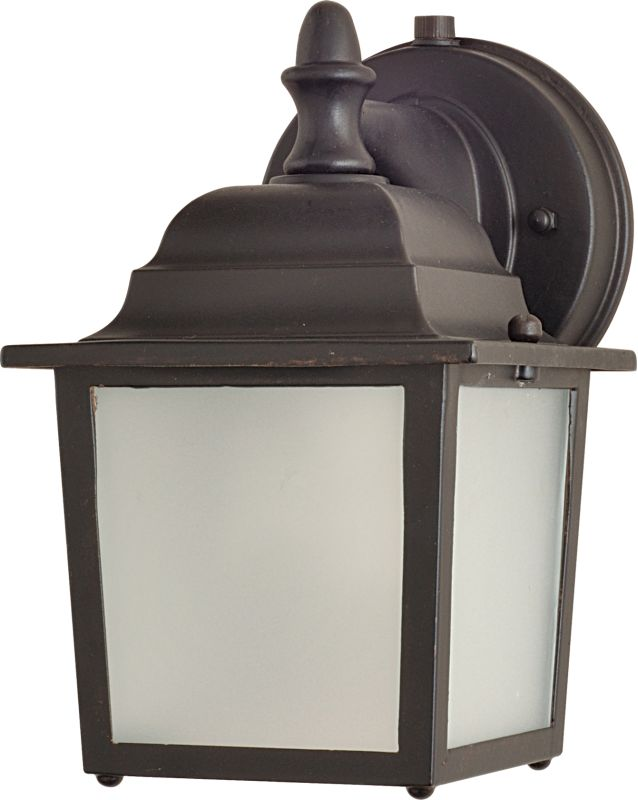 "Maxim 86924 1 Light 8.5"" Tall Outdoor Wall Sconce from the Side Door"