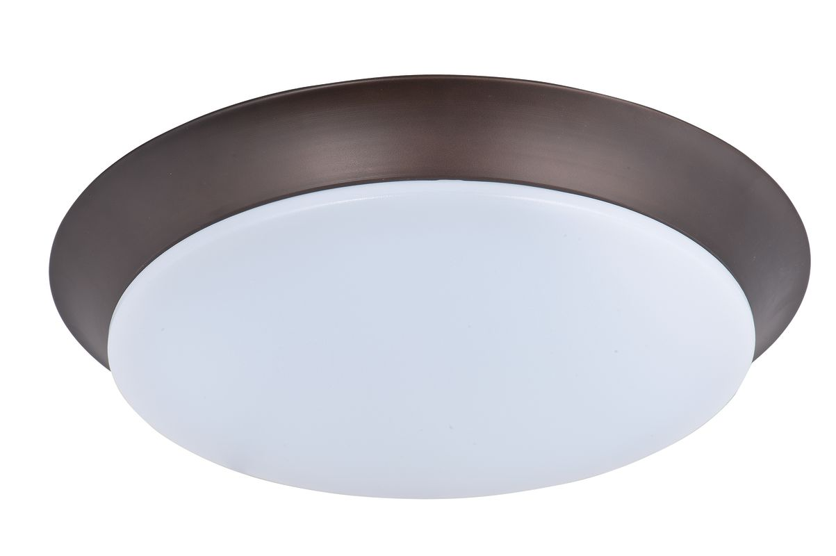 Maxim 87599 1 Light 15.75&quote Wide LED Flush Mount Ceiling Fixture from