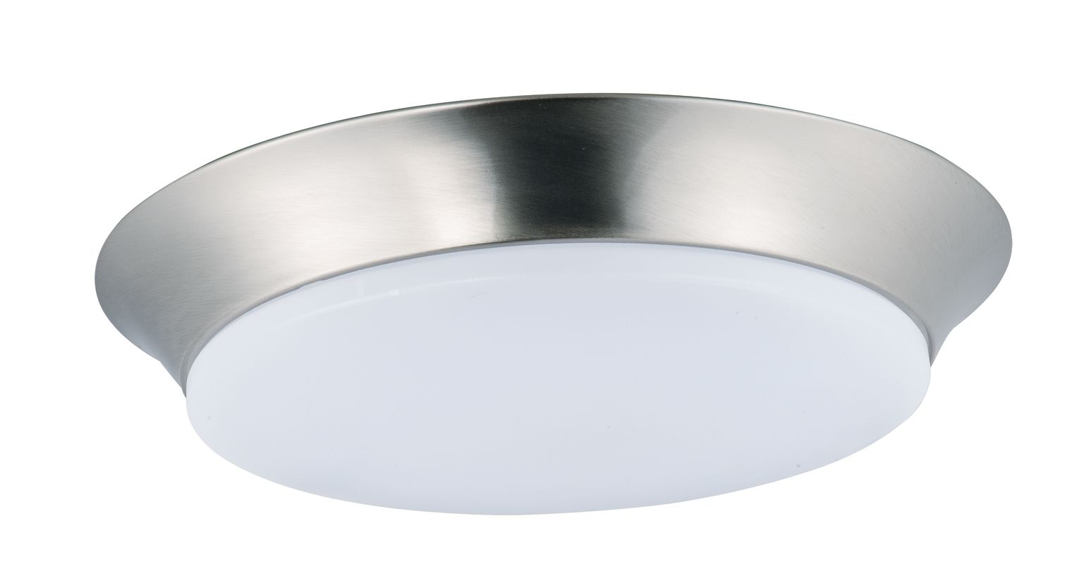 "Maxim 87599 1 Light 15.75"" Wide LED Flush Mount Ceiling Fixture from"