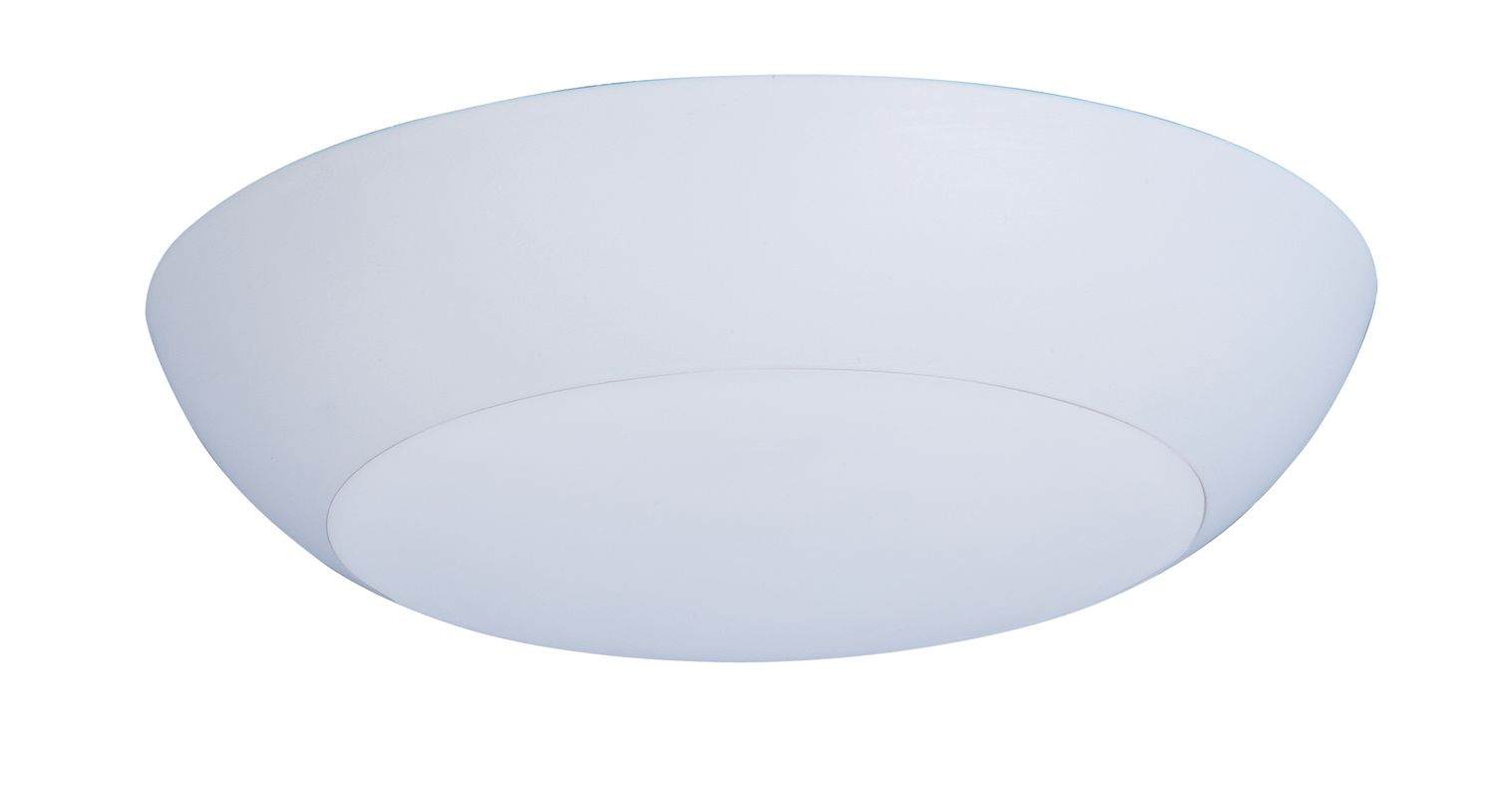 "Maxim 87610 1 Light 6.5"" Wide LED Flush Mount Ceiling Fixture from the"