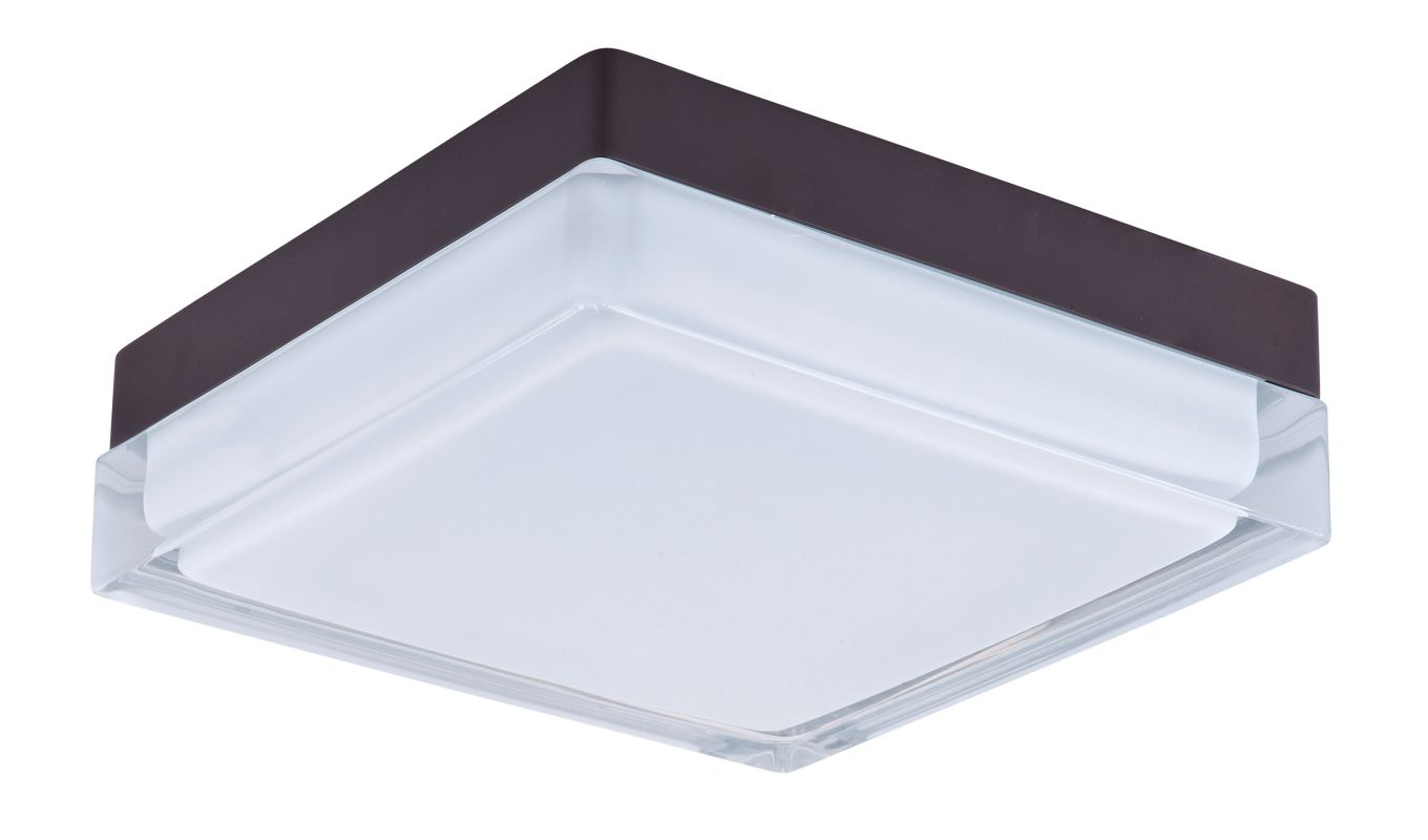 "Maxim 87646 1 Light 10"" Wide LED Flush Mount Ceiling Fixture from the"