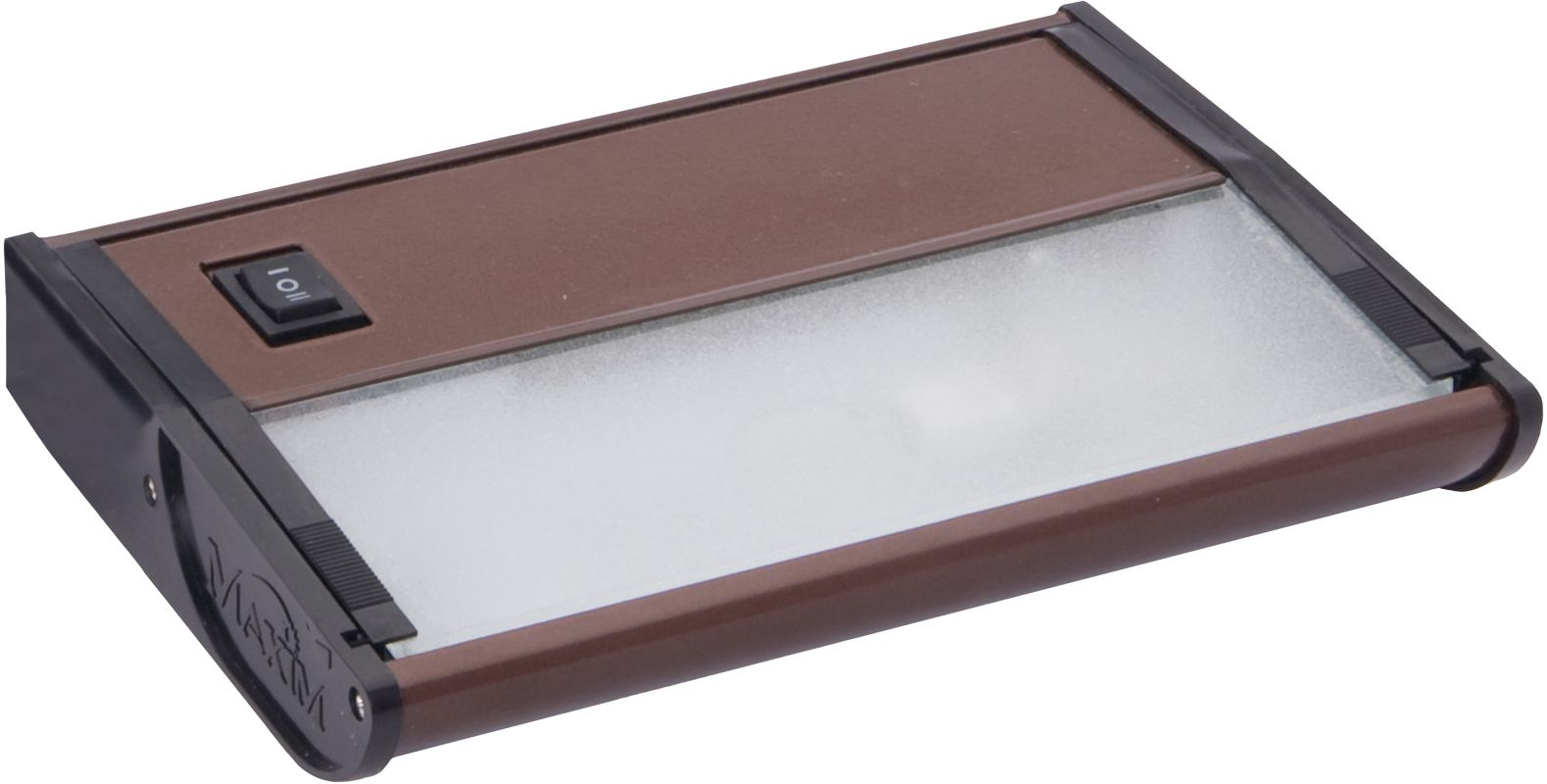 "Maxim 87830 7"" 1 Light Xenon Under Cabinet Light from the CounterMax"