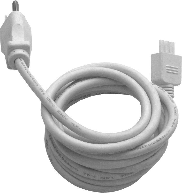 Maxim 87860 6 Foot Power Cord from the CounterMax MX-X12 Collection
