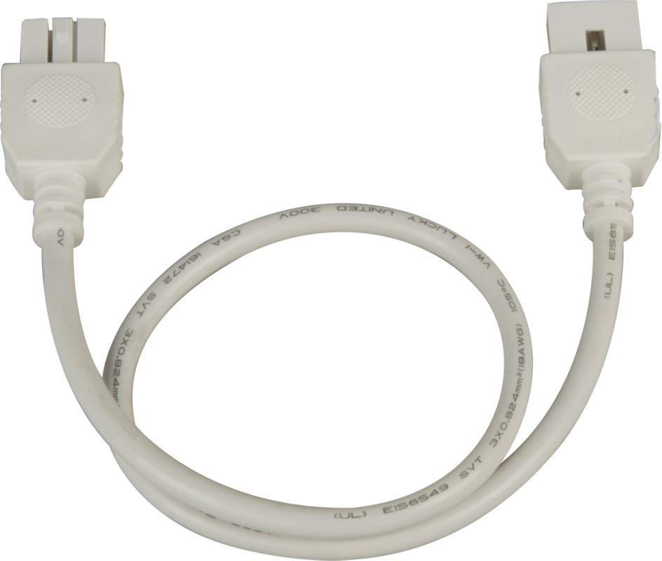 """Maxim 87877 CounterMax MXInterLink4 18"""" Connector Cord White Accessory"""