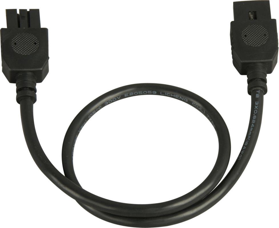 """Maxim 87878 CounterMax MXInterLink4 24"""" Connector Cord Black Accessory"""