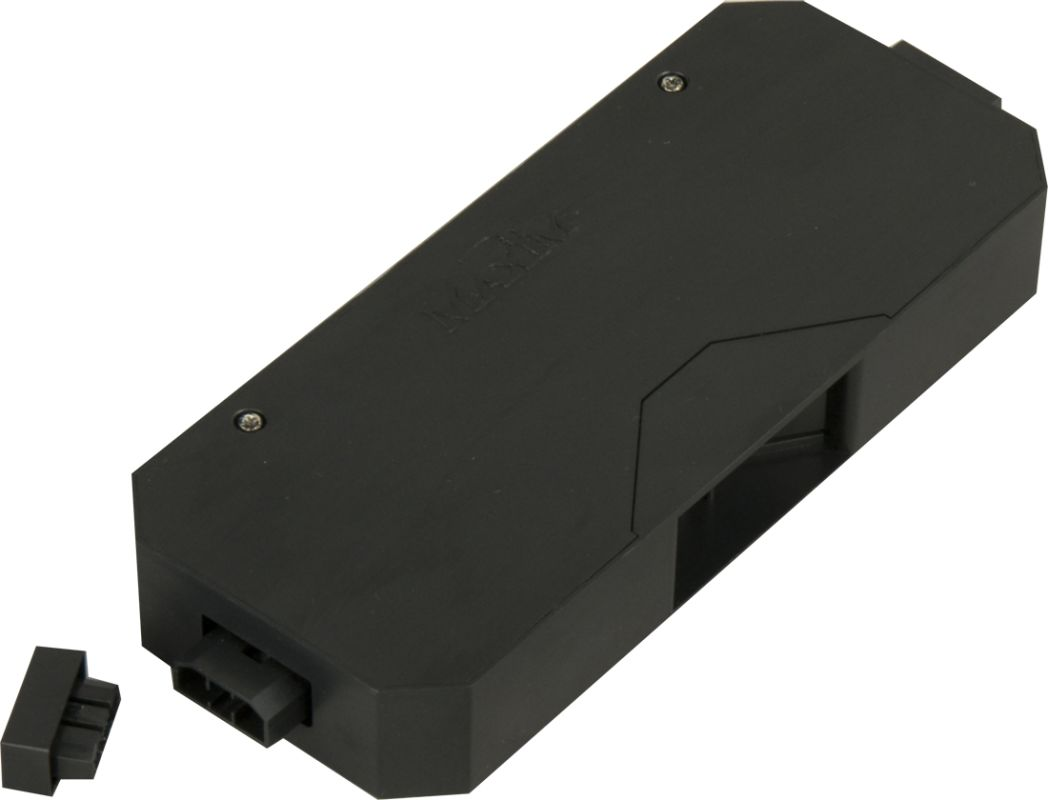 Maxim 87885 CounterMax MXInterLink4 Direct Wire Box Black Accessory