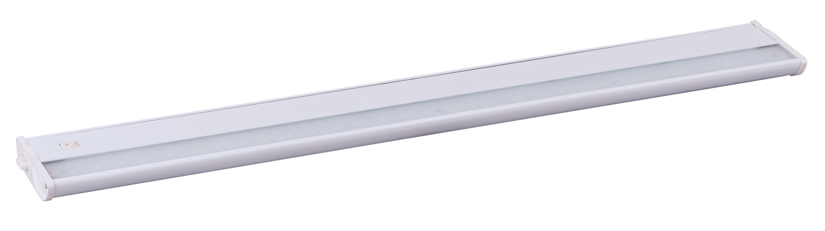 "Maxim 89976 30"" 3000K LED Under Cabinet Light from the CounterMax"