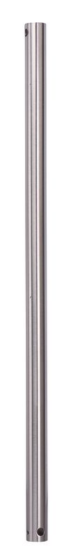"Maxim FRD18 18"" Down Rod Satin Nickel Accessory Extension Rods"
